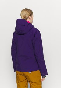 State of Elevenate - WOMEN'S ZERMATT JACKET - Chaqueta de esquí - purple - 2