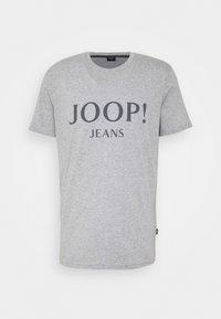 ALEX - Print T-shirt - silver
