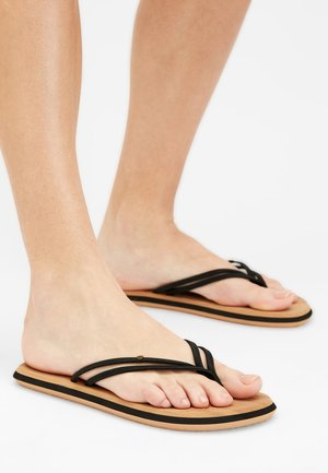 FOOTWEAR DITSY - T-bar sandals - black out