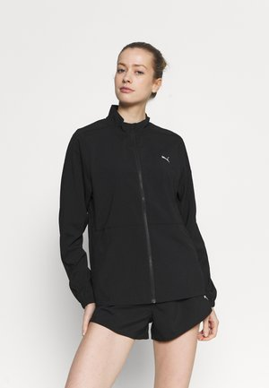 RUN FAVORITE JACKET  - Chaqueta de deporte - black