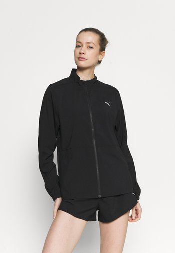 RUN FAVORITE JACKET  - Sports jacket - black