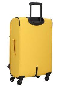 Travelite - 3  PACK - Luggage set - yellow - 4