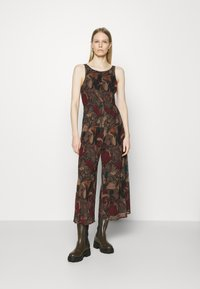 Desigual - PANT_SOHO - Overall / Jumpsuit - green - 0
