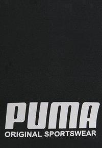 Puma - WOMEN SPORTY PADDED - Bustier - black - 5
