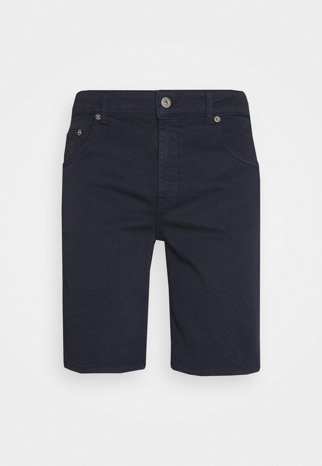 Jeans Shorts - navy
