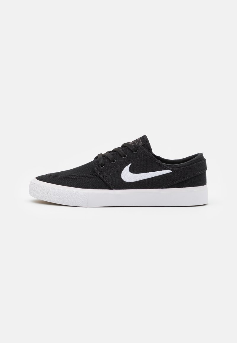 Nike SB - ZOOM JANOSKI UNISEX - Sneakersy niskie - navy/signal blue/white