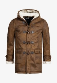 INDICODE JEANS - Winter coat - brown sugar - 7