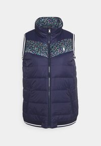 Polo Ralph Lauren Golf - VEST  - Kamizelka - frnch navy/preppy petals multi - 5