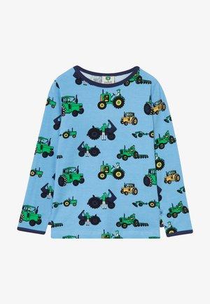 OLD TRACTOR - Langærmede T-shirts - sky blue
