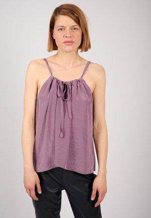 IRIS - Top - lilac