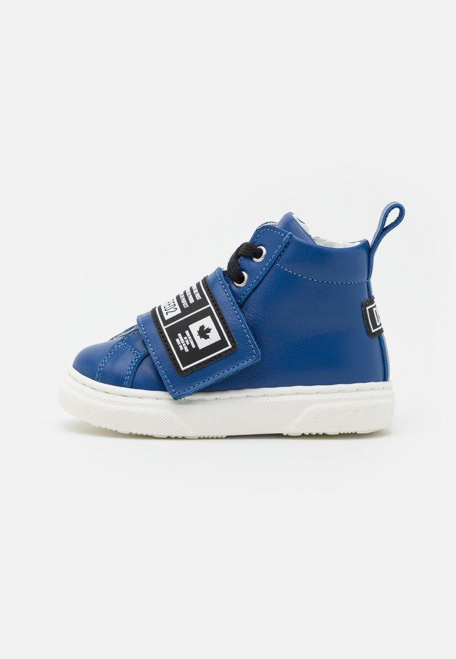 UNISEX - Vysoké tenisky - blue