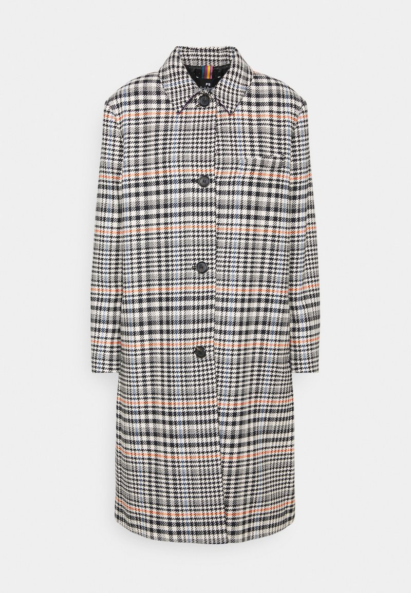 PS Paul Smith - WOMENS COAT - Classic coat - black/blue/orange