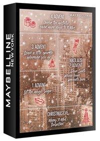 Maybelline New York - SMALL ADVENT CALENDAR (5 DOOR) - Adventkalender - - - 1