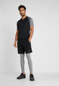 Nike Performance - Tights - smoke grey/black - 1