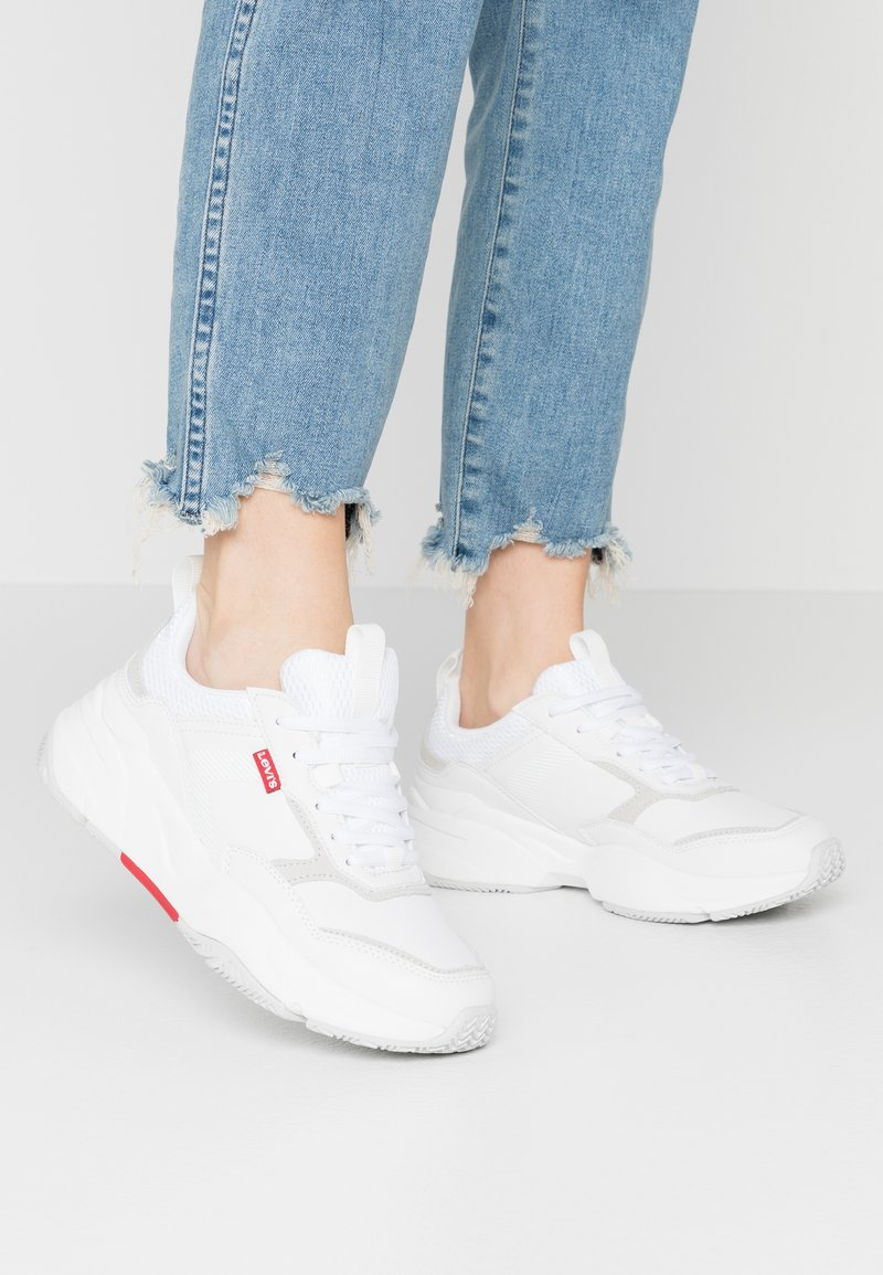 Levi's® - WEST - Trainers - regular white