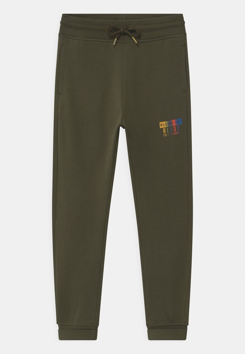 OVS - Tracksuit bottoms - olive night
