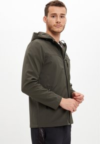 DeFacto - Light jacket - khaki - 3