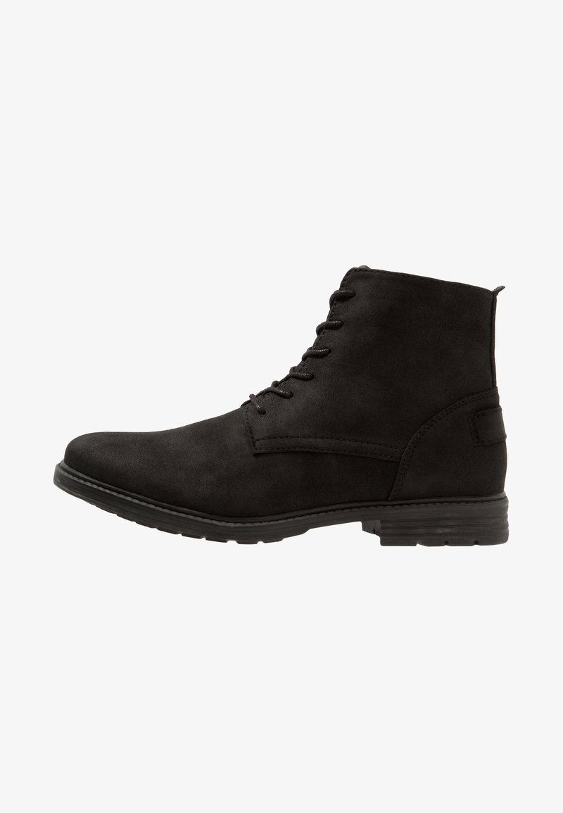 Pier One - Veterboots - black
