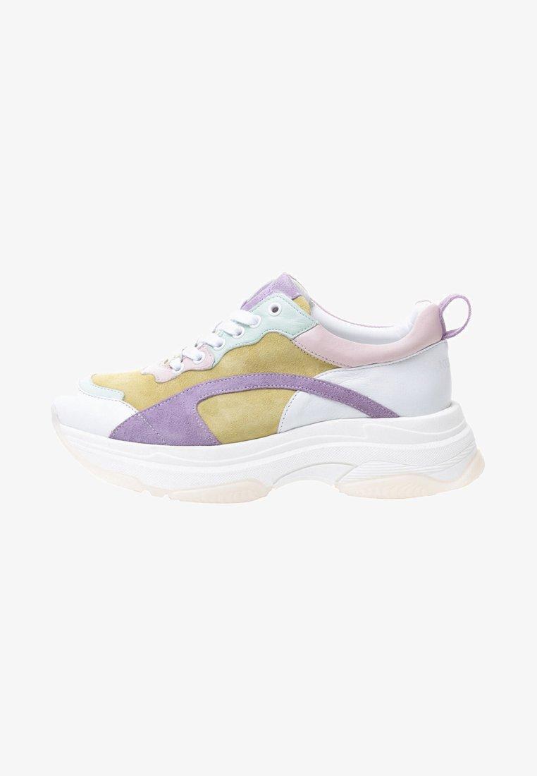 KUNOKA - UGLY - Sneakers laag - olive