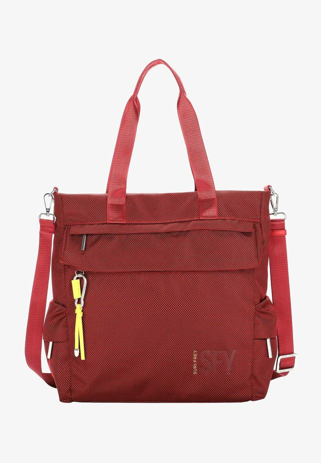 MARRY - Tote bag - red 600