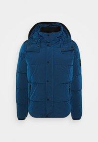 CRINKLE  - Winter jacket - blue