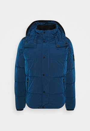 CRINKLE  - Winter jacket - blue