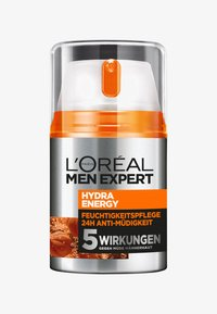 L'Oréal Men Expert - HYDRA ENERGY 24H CARE - Dagkräm - - - 0