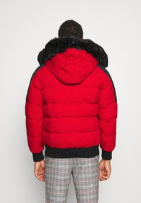 Kings Will Dream - PUFFER BOMBER JACKET - Winterjas - red - 2