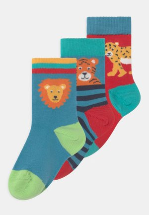 LITTLE 3 PACK - Socks - multi-coloured