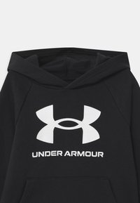 Under Armour - Mikina s kapucí - black - 2
