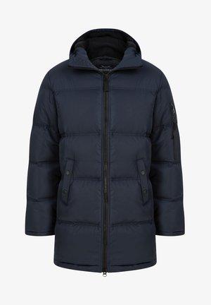 QUADRANT - Winter coat - blau