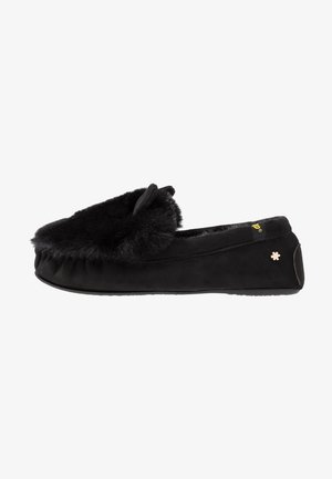 LOAFER MOUSE - Slippers - black