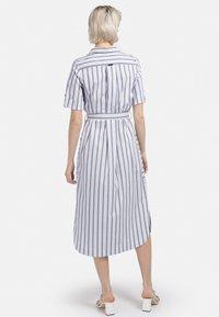 HELMIDGE - Shirt dress - weiss - 1