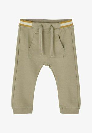 Pantalones deportivos - silver sage