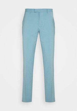 FORMAL SUMMER PANTALON - Suit trousers - bleu clair
