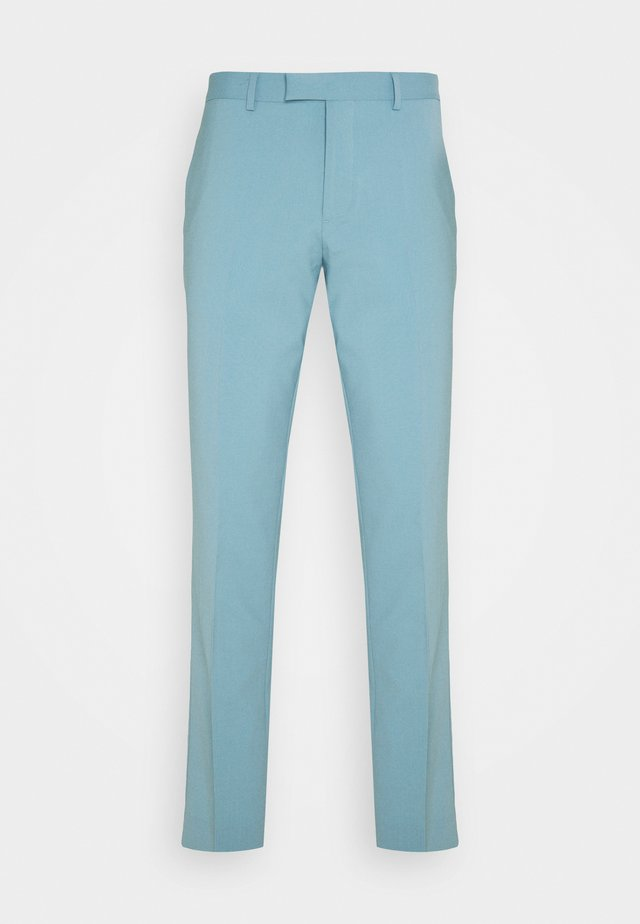 FORMAL SUMMER PANTALON - Puvunhousut - bleu clair