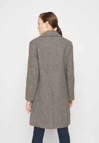 Mos Mosh - HELLA CHECK COAT - Classic coat - wet weather - 2