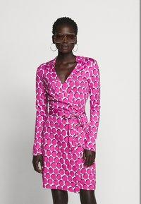 Diane von Furstenberg - NEW JEANNE  - Vapaa-ajan mekko - pink - 0