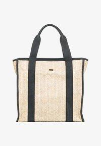 SEAS THE DAY - Tote bag - natural