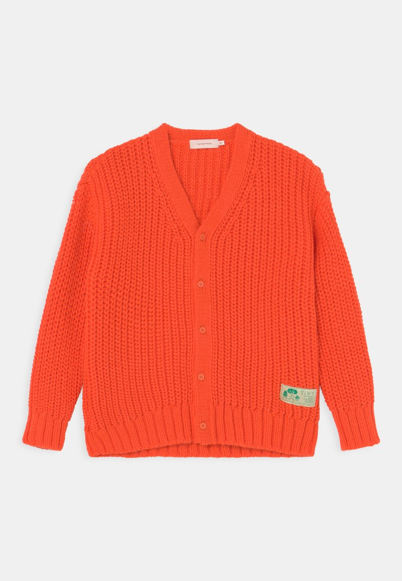 TINYCOTTONS - UNISEX - Cardigan - red