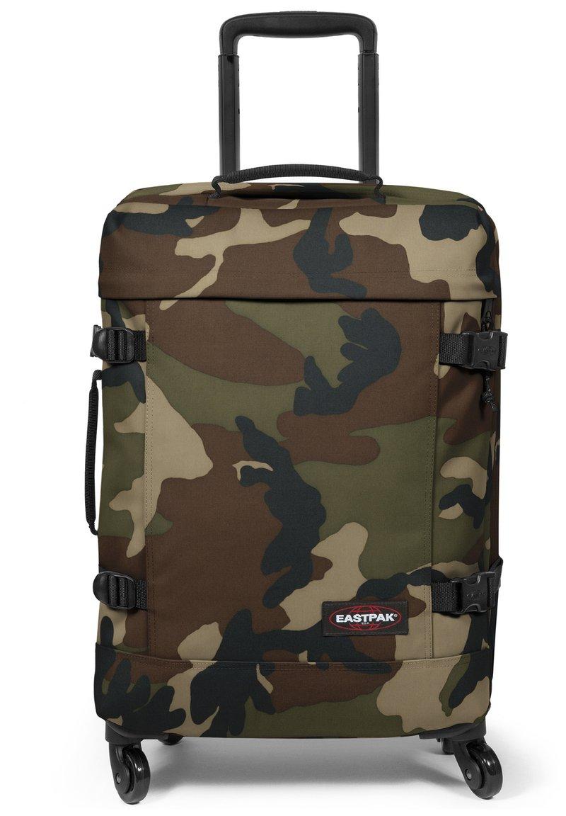 Eastpak - TRANS - Wheeled suitcase - camo