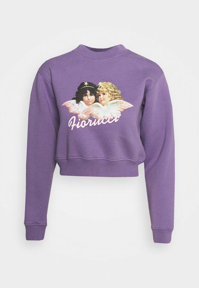 VINTAGE ANGELS  - Sweater - purple