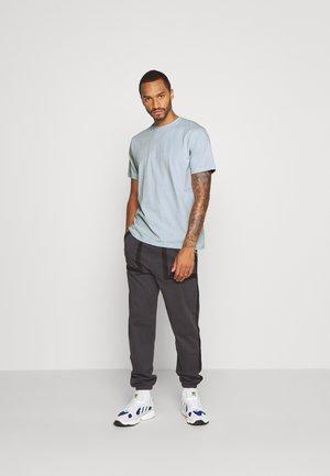 ESSENTIAL SIGNATURE 2 PACK - T-Shirt basic - blue/black
