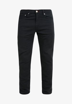 Slim fit jeans - mottled dark blue
