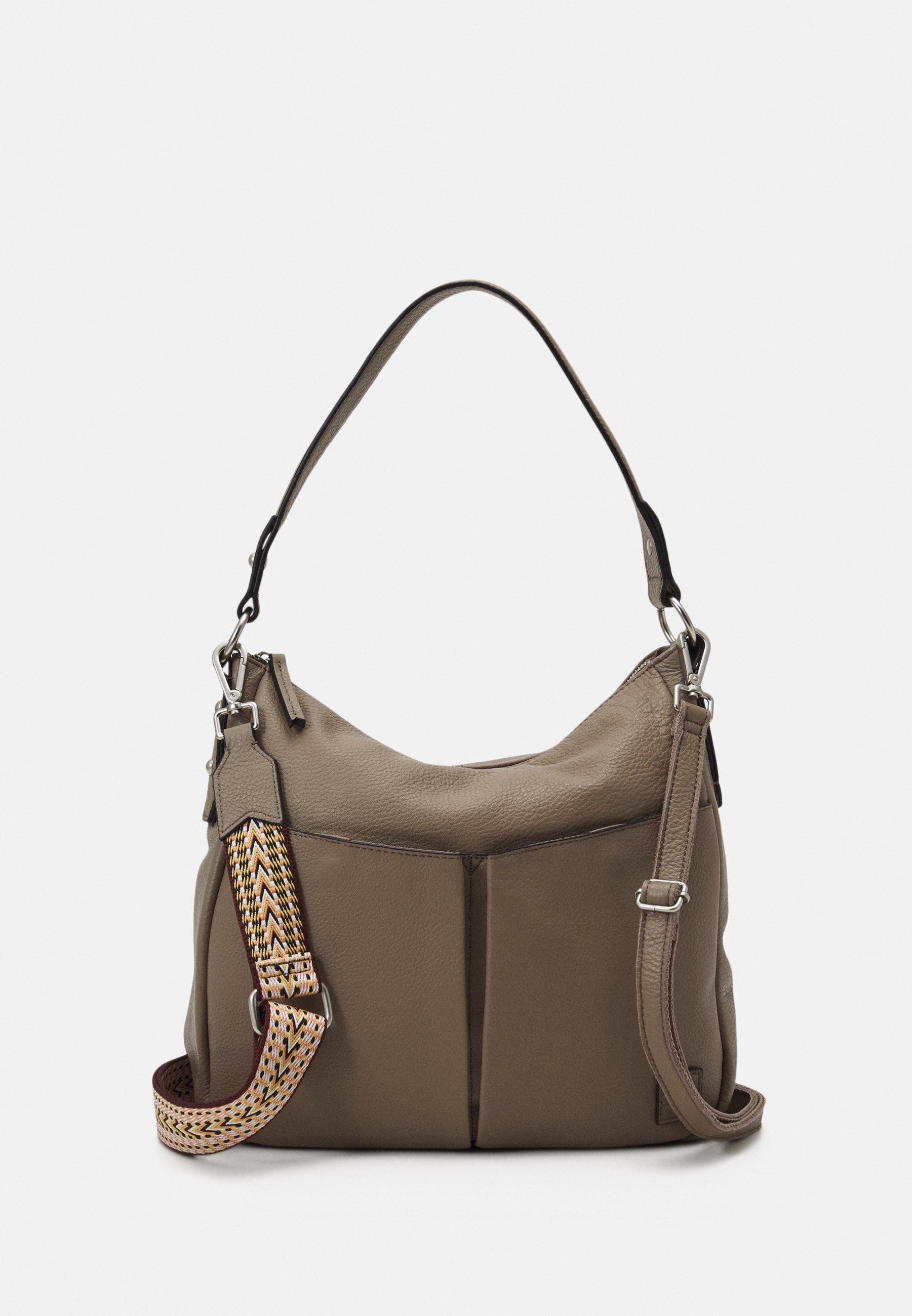 Women TRIANGLE HOBO - Handbag