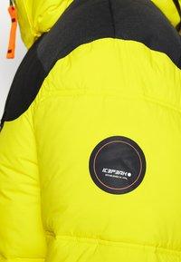 Icepeak - BRISTOL - Ski jacket - yellow - 6
