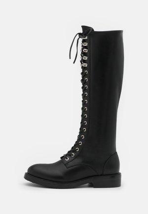 ARKIN - Snørestøvler - black