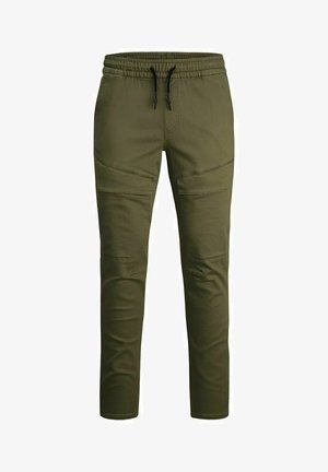 Pantalon cargo - dusty olive