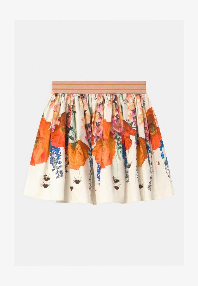 BRENDA - Mini skirt - light pink
