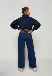 Levi's® - TAILORED HIGH LOOSE - Straight leg jeans - on me - 3